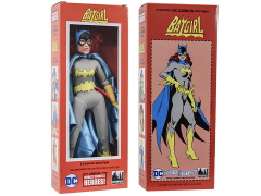 "DC World's Greatest Heroes Batgirl Mego Style Boxed 8"" Figure"
