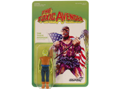 "The Toxic Avenger ReAction 3.75"" Figure (Toxic Crusader Variant)"