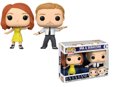 Pop! Movies: La La Land - Mia & Sebastian Two Pack