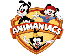 Animaniacs Phunny Dot Plush