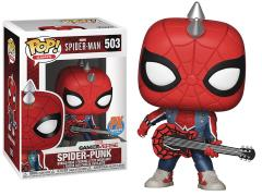 Pop! Games: Marvel Gamerverse - Spider-Punk PX Previews Exclusive