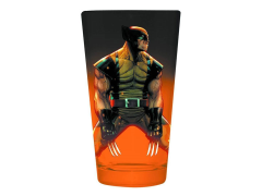 Marvel Comics Wolverine Pint Glass
