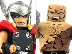 Marvel Minimates TRU Wave 18 - Marvel Now Thor & Absorbing Man