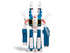 Robotech ReAction SDF-1 Figure