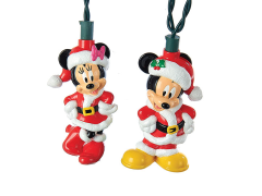 Disney Mickey & Minnie Mouse Light Set - Ships to USA Only