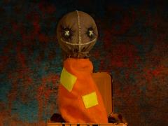 Trick 'r Treat Burst-A-Box Sam