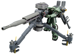 Gundam HGGT 1/144 Zaku & Big Gun Model Kit
