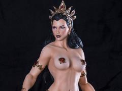 1/4 Scale Arkhalla Fight Statue