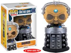 "Pop! TV: Doctor Who - Super-Sized 6"" Davros"