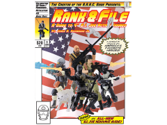 "Rank & File: A Guide to 4"" G.I. Joe Action Figures Volume 3.1"
