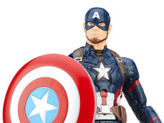 Captain America: Civil War Marvel Legends Captain America (Giant Man BAF)