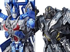Transformers: The Last Knight Leader Wave 1 Set of 2