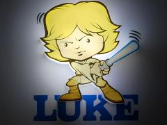 Star Wars 3D Mini Light - Luke