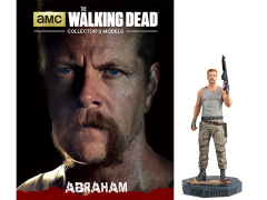 The Walking Dead Collector's Models - #12 Abraham Ford