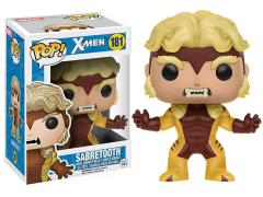 Pop! Marvel: Classic X-Men - Sabretooth