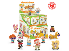 Nickelodeon 90's Mystery Minis Box of 12 Figures