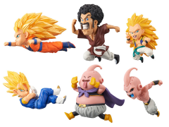 Dragon Ball Z World Collectable Figure Volume 04 - Set of 6