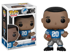 Pop! NFL Legends: Lions - Barry Sanders (Home)