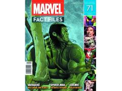 Marvel Fact Files #71