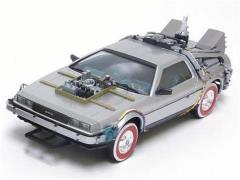 1/24 Scale Delorean From Back To The Future III Model Kit Re-Issue
