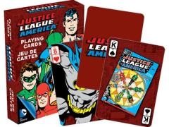 DC Comics Playing Cards - Retro Justice League