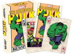 Marvel Comics Playing Cards - Hulk