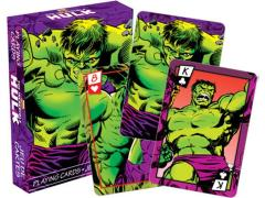 Marvel Comics Playing Cards - Hulk Comics