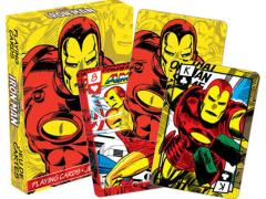 Marvel Comics Playing Cards - Iron Man Comics