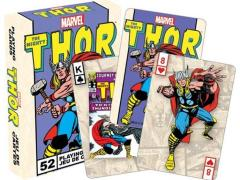 Marvel Comics Playing Cards - Thor