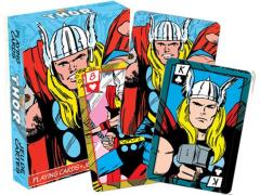 Marvel Comics Playing Cards - Thor Comics