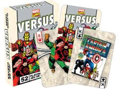 Marvel Comics Playing Cards - Versus