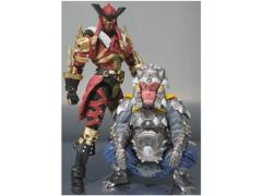 Power Rangers S.H.Figuarts Basco & Sally Exclusive