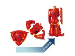 Marvel Disk Wars: The Avengers Transforming Disks - Iron Man