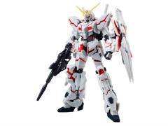 Gundam Robot Spirits Unicorn Gundam Destroy Mode