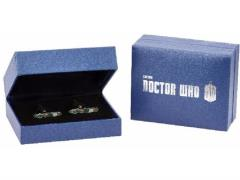 Doctor Who Cufflinks: 11th Doctor Sonic Screwdriver