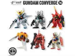 Gundam FW Gundam Converge Vol. 16 Exclusive Box of 10 Figures