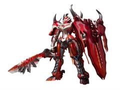 Monster Hunter Chogokin G Class Henkei Rathalos
