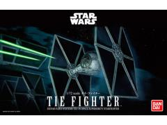 Star Wars 1/72 Scale Model Kit - Tie Fighter