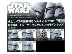 Star Wars Helmet Replica Collection Series 2 Box of 6