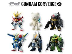 Gundam FW Gundam Converge Vol. 20 Exclusive Box of 10 Figures