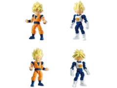Dragon Ball Z 66 Action Trading Figures Box of 10 Figures