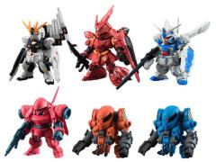 Gundam FW Gundam Converge #001 Box of 10 Figures