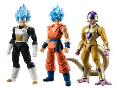 Dragon Ball Shodo Vol. 2 Box of 6 Figures