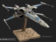 Star Wars X-Wing Resistance Fighter (The Force Awakens) 1/72 Scale Model Kit