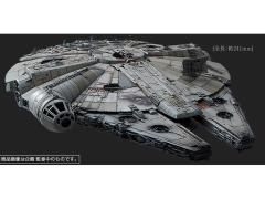 Star Wars Millennium Falcon (The Force Awakens) 1/144 Scale Model Kit
