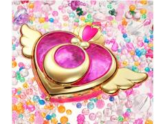 Sailor Moon Moonlight Memory Crisis Moon Compact Mirror Case Exclusive
