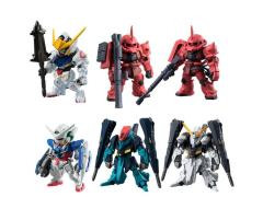 Gundam FW Gundam Converge #002 Box of 10 Figures