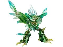Super Robot Chogokin Genesic (Genesis) GaoGaiGar Hell & Heaven Exclusive