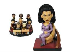 Star Trek TNG Build - A - Bridge Bobblehead - Troi