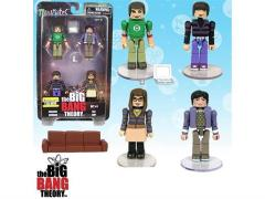 The Big Bang Theory Minimates Box Set 01